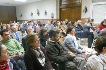 Conferencia Higinio Marín colegio Guadalaviar