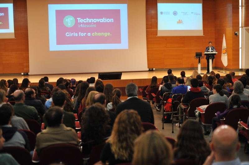 PRESENTACIÓN DEL PROGRAMA TECHNOVATION CHALLENGE EN LA UPV