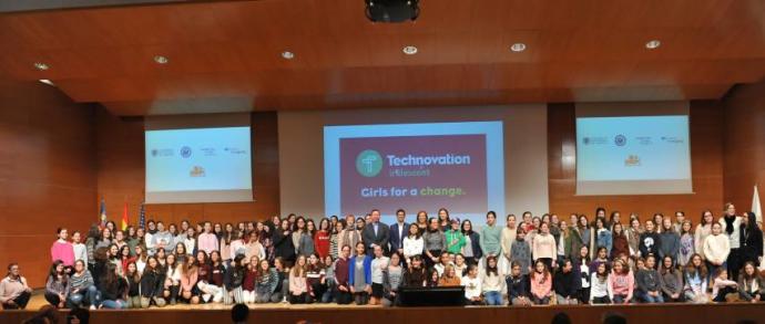 PRESENTACIÓN DEL PROGRAMA TECHNOVATION CHALLENGE EN LA UPV - Colegio ...