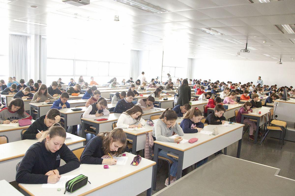 1ª Fase Jornada Matemática Valencia 2019