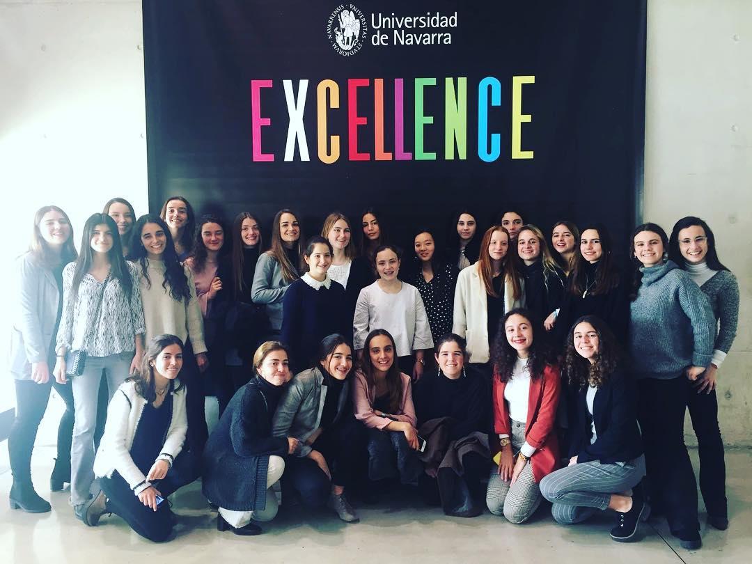 Defensa Excellence en la Universidad de Navarra