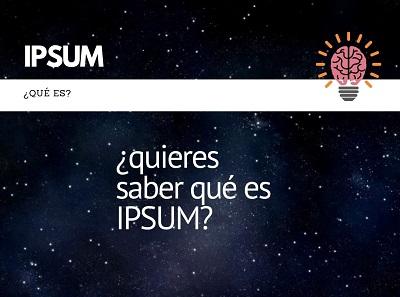 IPSUM: Nuevas metodologías para personalizar y mejorar el aprendizaje