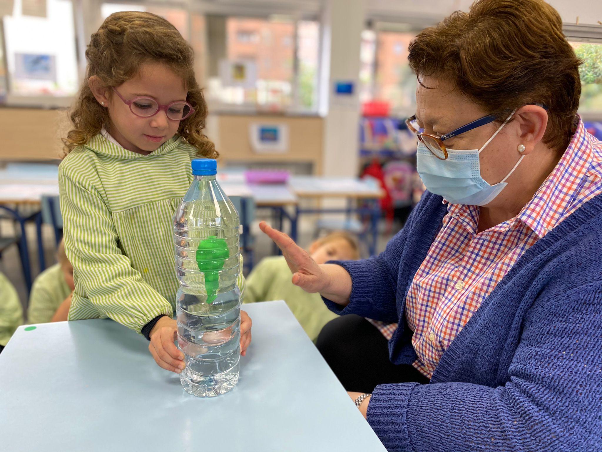 Día de la niña y la Ciencia