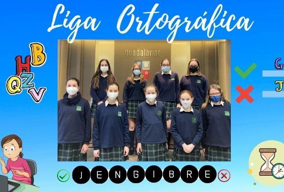 Liga Ortográfica 2021
