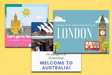 Infantil en Londres, Sidney y Sevilla