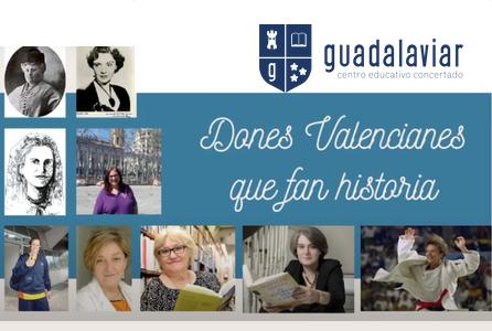 Dones valencianes que fan història