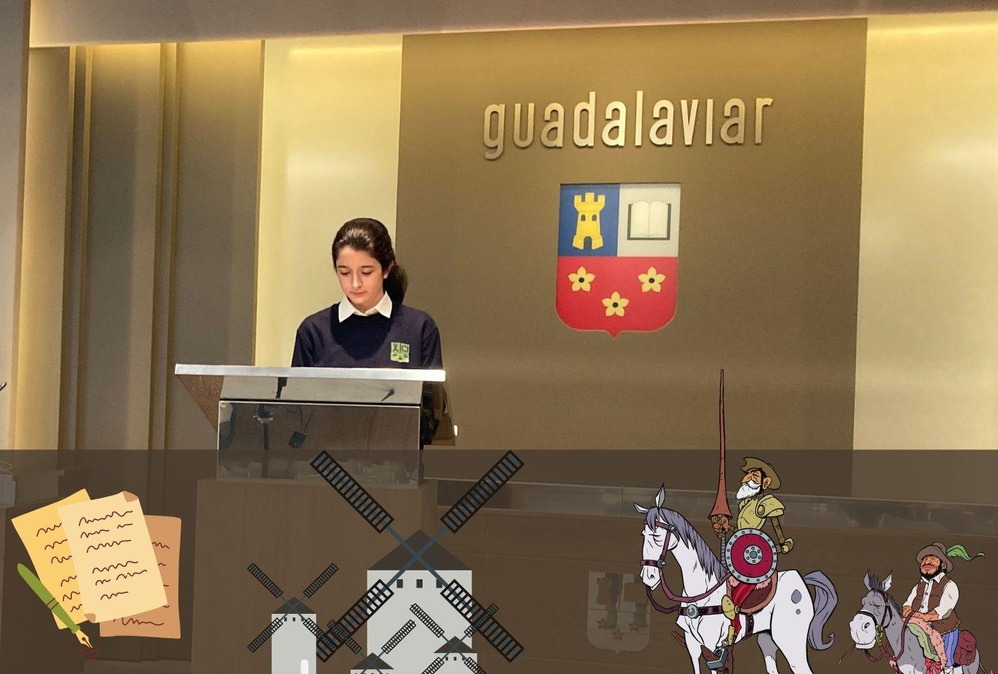 Día del libro: El Quijote